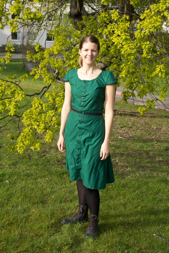 klänning (1 av 2)