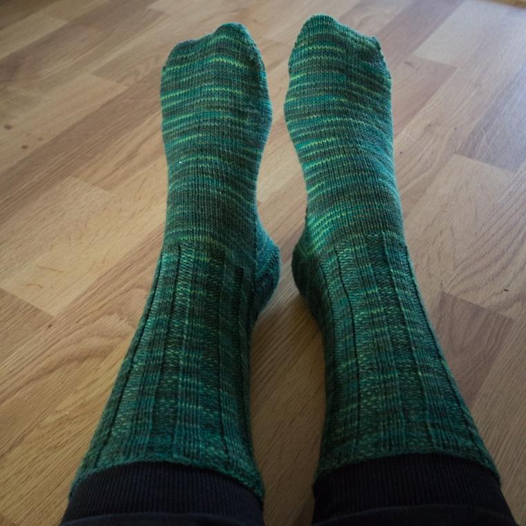 sockor gröna (1 av 1)